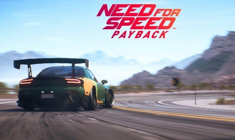 دانلود کرک بازی Need for Speed Payback