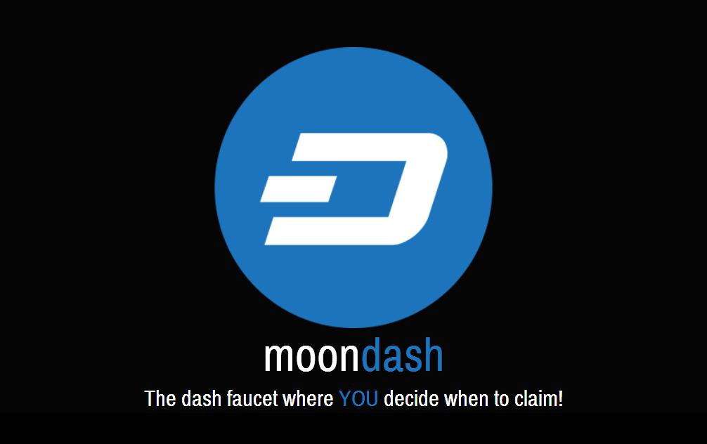 کسب بیت کوین از سایت moon dashcoin +کسب درآمد رایگان از بیت کوین