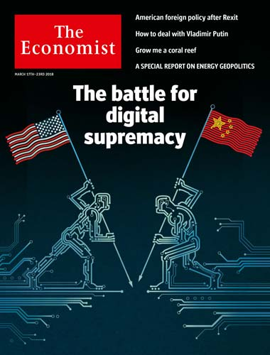 The Economist Asia 17 March 2018