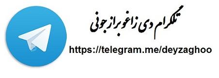 کانال طنز تلگرامی دی زاغو برازجونی