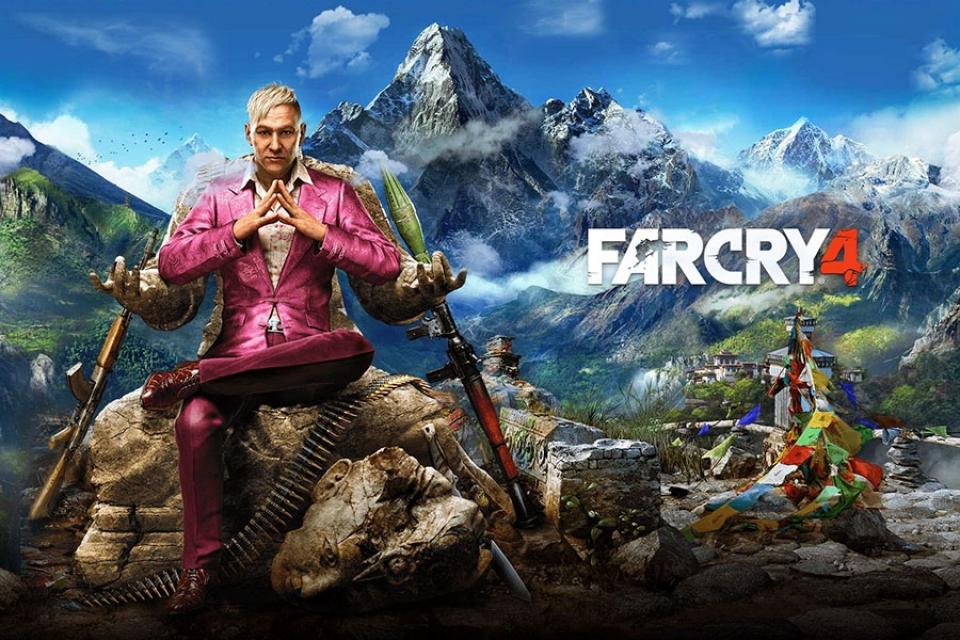 کرک سالم و تست شده بازی FARCRY 4