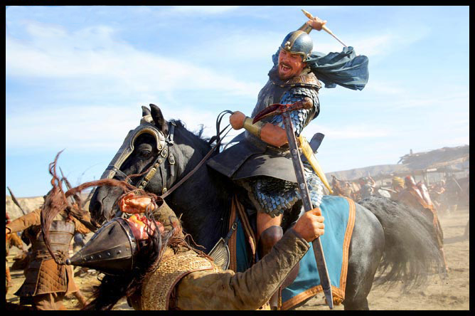 Exodus: Gods and Kings (خروج: خدایان و پادشاهان) آی نقد