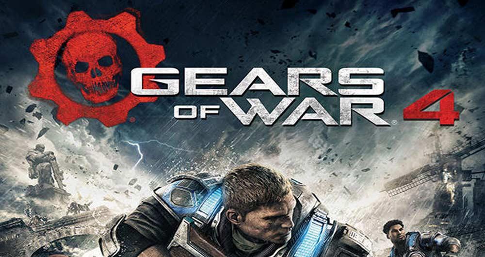 دانلود کرک CODEX بازی Gears of War 4