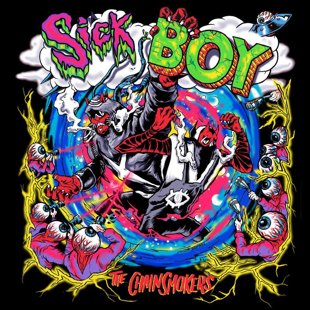 دانلود اهنگ The Chainsmokers به نام Sick Boy