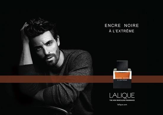 ادکلن مردانه معروف Lalique Encre Noire