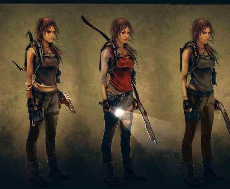 Tomb Raider (تامب رایدر) آی نقد