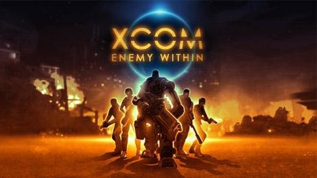 دانلود کرک بازی XCOM Enemy Within