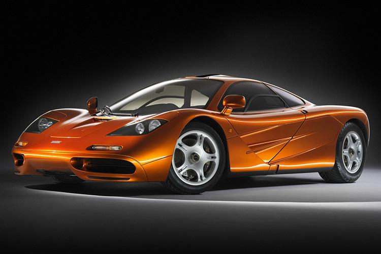 ابر خودرو مکلارن F1