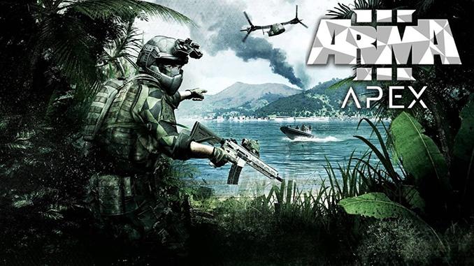 دانلود ترینر بازی ARMA 3 APEX: TAC-OPS