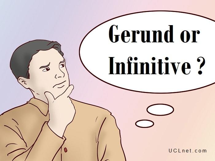 مصدر (با to) یا فعل ing دار - Gerund or Infinitive - آموزش زبان انگلیسی - اشتباهات رایج