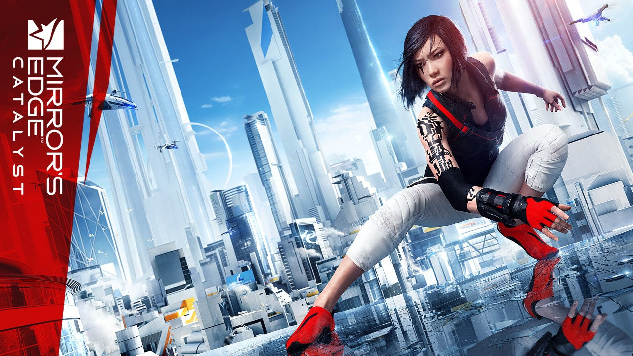 دانلود کرک cpy بازی Mirrors Edge Catalyst