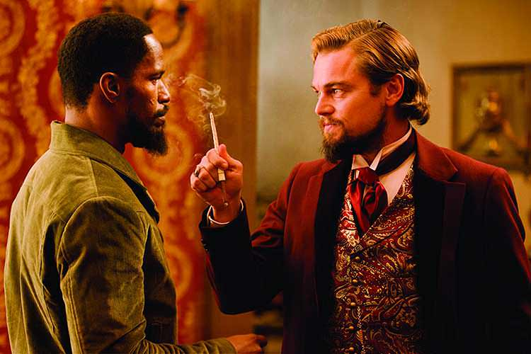بررسی و تحلیل فیلم Django Unchained 2012 (جانگوی رها شده) ای نقد