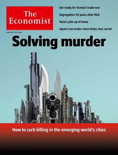 The Economist 07 April 2018