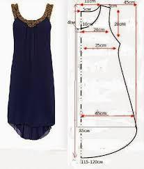 جدول سایزبندی پوشاک استوک زنانه