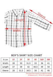 جدول سایزبندی پوشاک بچه گانه