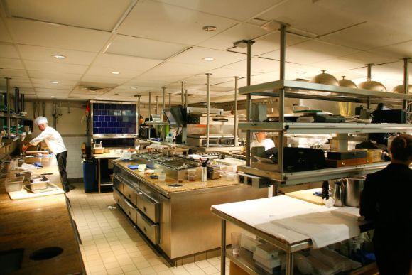 طراحی آشپزخانه تجاری