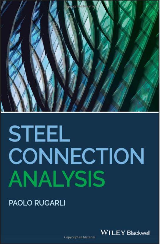 دانلود کتاب جدید تحلیل اتصالات فولادی