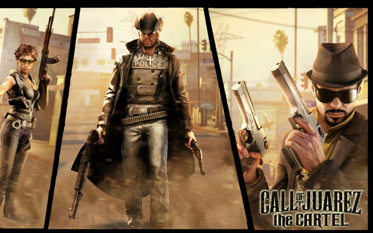 دانلود کرک Skidrow بازی Call Of Juarez The Cartel