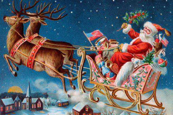 بابانوئل در کیسهاش چه دارد؟