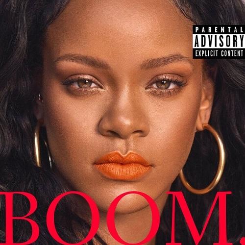 دانلود آلبوم جدید Rihanna به نام BOOM
