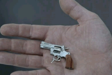 کوچکترین کلت و اسلحه جهان کدام است؟
