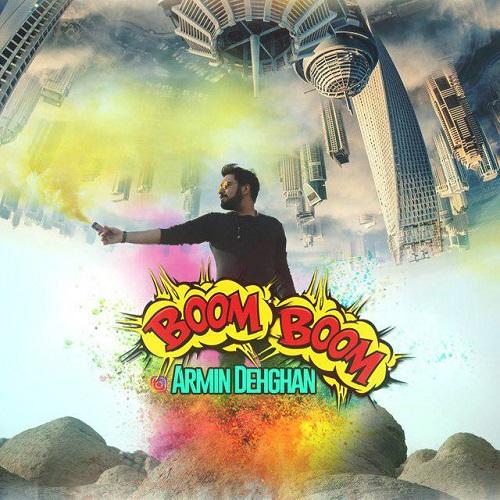 دانلود ریمیکس جدید آرمین دهقان به نام Boom Boom