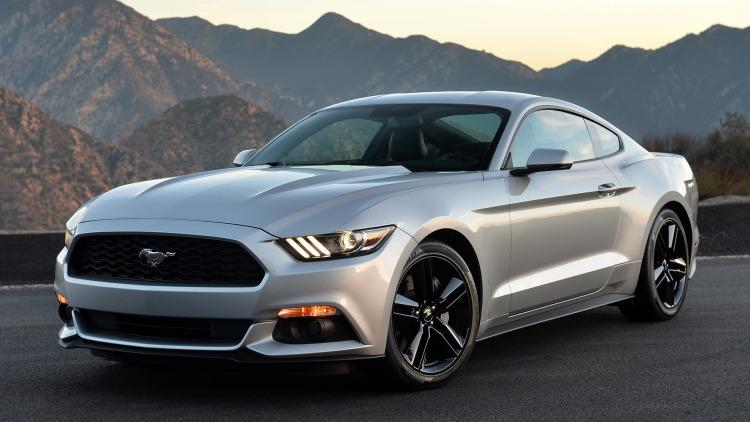 فورد موستانگ (Ford Mustang)