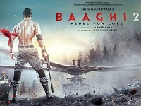 دانلود فیلم باغی 2 - Baaghi 2 2018