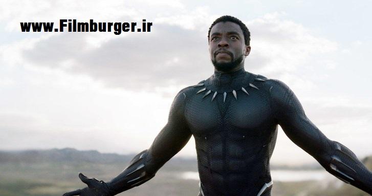 فروش خیره کننده فیلم Black panther (پلنگ سیاه)