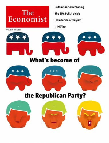 The Economist 21 April 2018