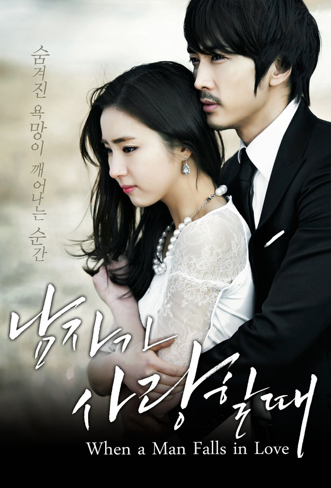 دانلود سریال کره ای وقتی یک مرد عاشق میشود When a Man is in Love 2013