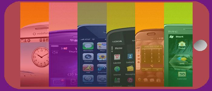نقاط قوت و ضعف سیستم عامل های موبایل : مقایسه و عملکرد :