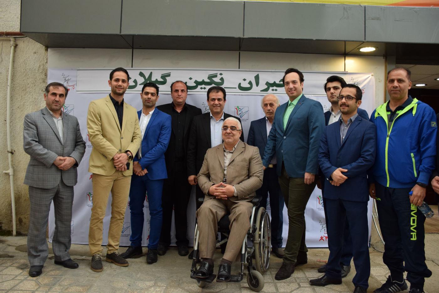 گیلان قهرمان کاراته جام ستارگان ایران