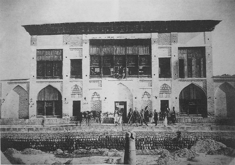 زمین پادگان ارتش تبریز