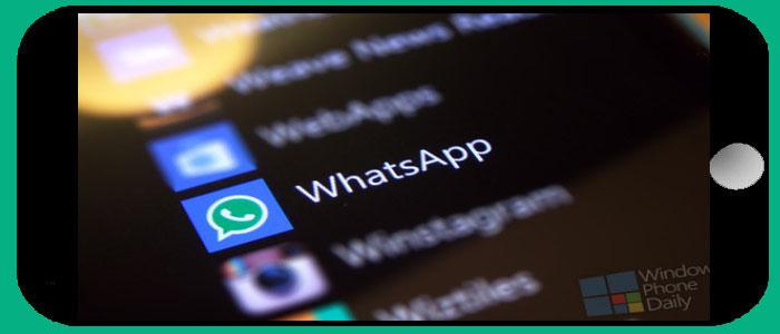 با چه گوشی هایی می توانید از واتس آپ استفاده کنید؟