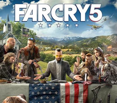 دانلود کرک جدید بازی فارکرای Far Cry 5