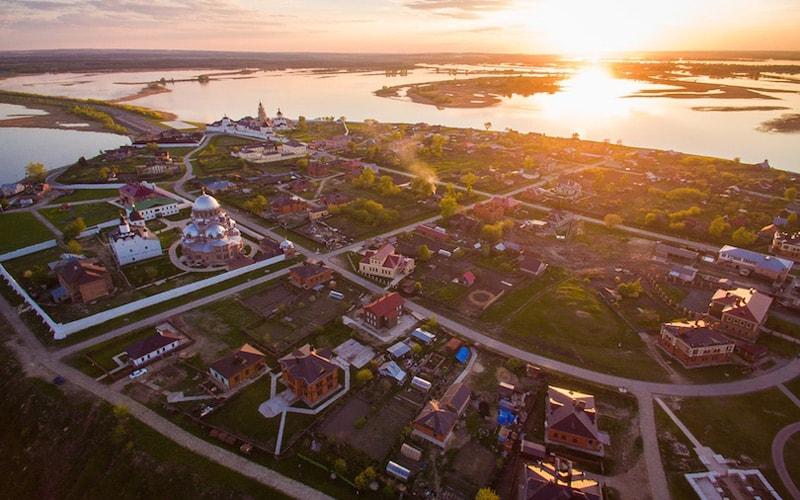 سِویازشک (Sviyazhsk)