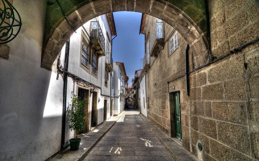 گویمارائس (Guimarães) در کشور پرتغال