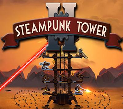 دانلود ترینر سالم بازی Steampunk Tower 2