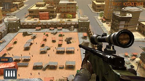 دانلود بازی تک تیر اندازی Sniper 3D Assassin Gun Shooter