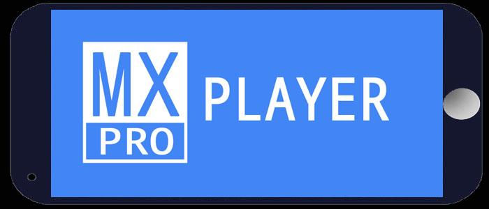 نسخه پیشرفته MX Player Pro 1.9.19  ام ایکس پلیر برای اندروید