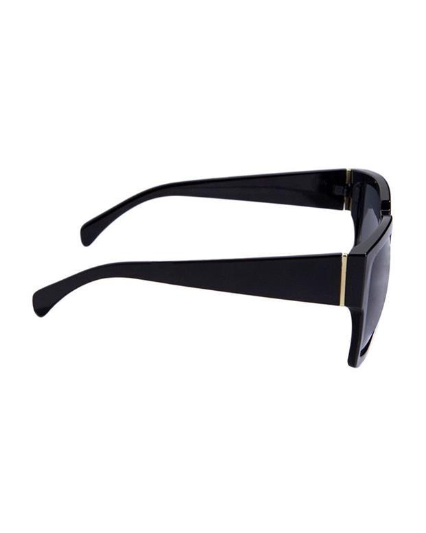 خرید عینک آفتابی فریم مشکی زنانه مربعی Tally Weijl