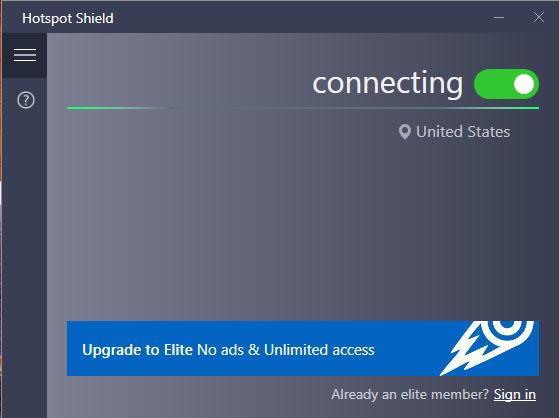 دانلود برنامه Hotspot shield Windows فیلتر شکن کامپیوتر