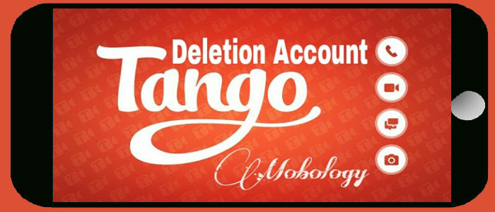 برنامه پیام رسان تانگو - Tango