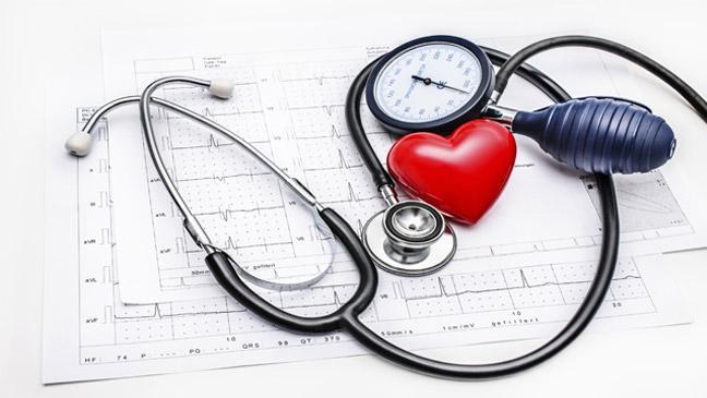 قلب سلامتی فشار خون