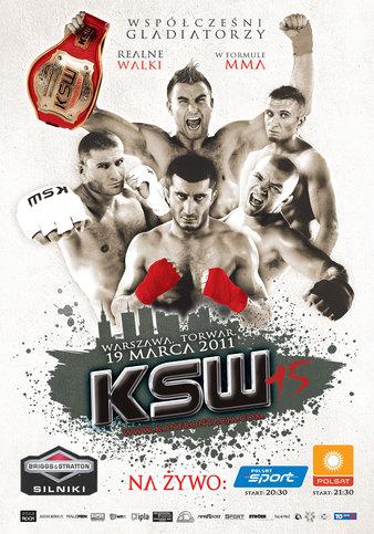 دانلود رویداد KSW 15: Contemporary Gladiators + ریلیز 1080 + 720