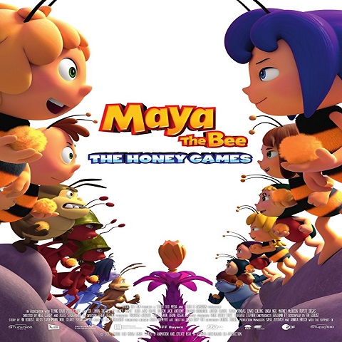 دانلود فیلم Maya The Bee The Honey Games 2018