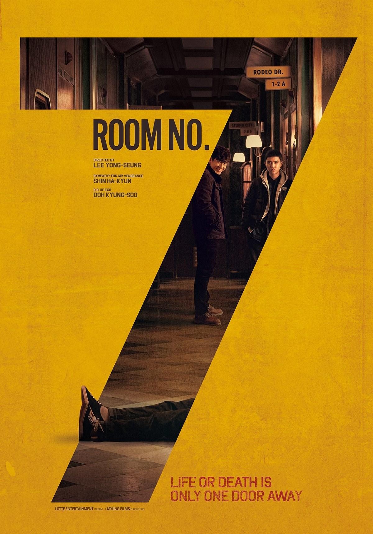 دانلود فیلم کره ای اتاق شماره 7 Room No.7 2018