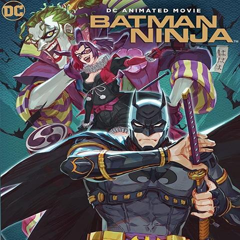دانلود فیلم Batman Ninja 2018