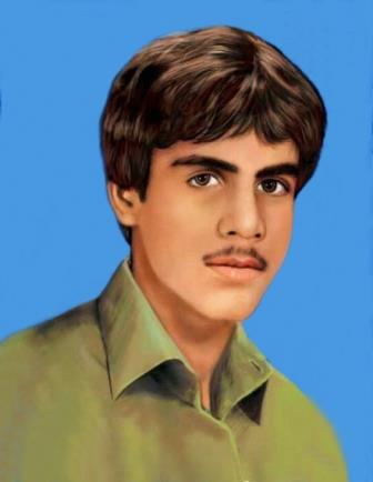 شهید عباس حسین نژاد